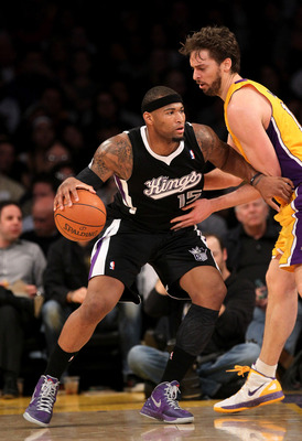 DeMarcus Cousins has quietly become one of the NBA's better big men
