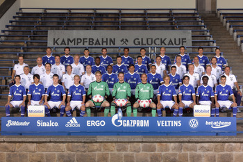 The 2012-13 team.