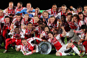 Winners of the Eredivisie last time around.