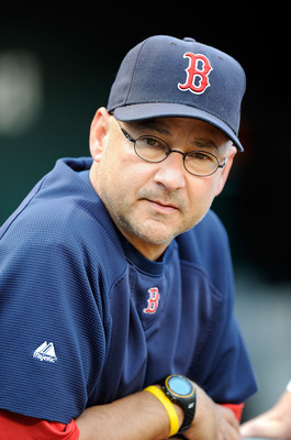 It's difficult to replace Terry Francona.