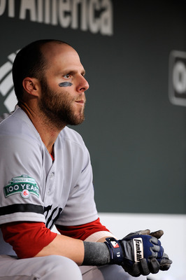 Pedroia is truly the only immovable object in Boston's dugout.
