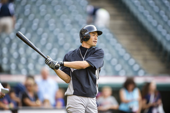 New York Yankees left fielder Ichiro Suzuki is finally a contenda'