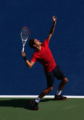 Roger Federer hopes to have his A-game