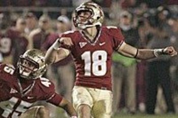 Will this year's Clemson Florida State game come down to a late field goal?