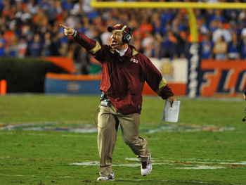 Jimbo Fisher still has expectations to live up to at Florida State