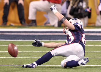 Welker might not be Brady's security blanket in 2012.