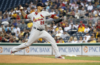 Kyle Lohse would immediately strengthen the pitching rotation.