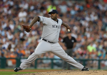 Much is riding on CC Sabathia's powerful left arm.