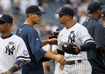 A-Rod and Andy will give the Bombers a huge September jolt.