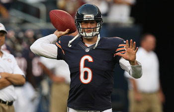 With better weapons around him, Cutler could soar to new heights.