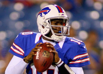 Former Bills quarterback Vince Young