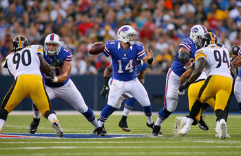 Can Ryan Fitzpatrick lead Bills to playoffs in 2012?