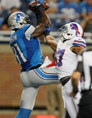 Calvin Johnson should have another monster season in 2012