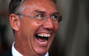 Adkins: Pleased with the result, Nigel?