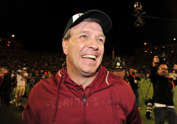 Jimbo Fisher is going to win in Week 1.