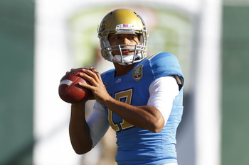 Hundley represents the future for UCLA