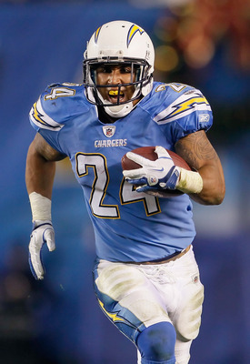 Ryan Mathews' collarbone is just one of the injuries that have put a damper on the Chargers' hopes in 2012.