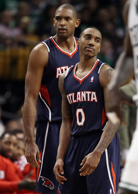 Al Horford and Jeff Teague may need to wait to return to the playoffs