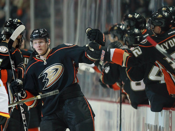 Corey Perry will be a top free agent in 2013