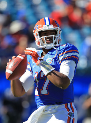 Florida QB Jacoby Brissett