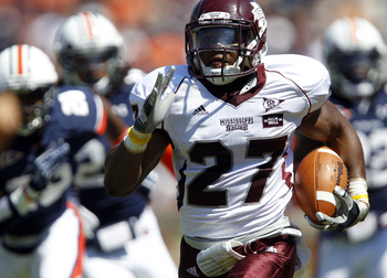 Mississippi State RB LaDarius Perkins