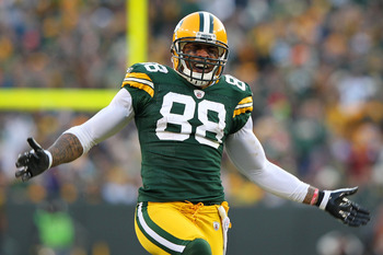 Green Bay Packers tight end JerMichael Finley is ready to take the NFL by storm in his second full season back after surgery to repair a torn ACL.
