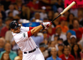 Boston Red Sox outfielder Cody Ross is proving he can still be a regular starter for both fantasy and MLB teams.
