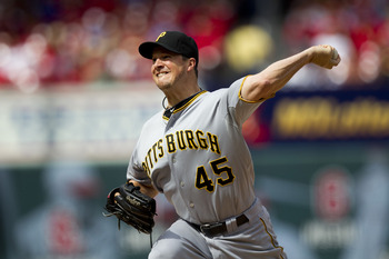 Could Shaun Marcum come in and give the Pirates what Erik Bedard was unable to?