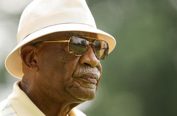 Charlie Sifford was the Jackie Robinson of golf