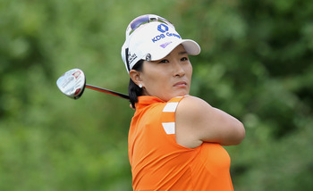 Se Ri Pak, Korea's first female golf superstar