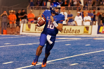 Joe Southwick takes over the reigns in Boise for Kellen Moore.