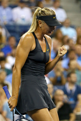 An up and down year for Sharapova could end on a great note with a second US Open championship.