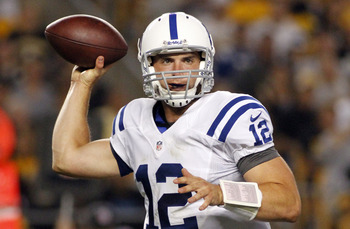 Andrew Luck will be one of the many young QB stars in 2012