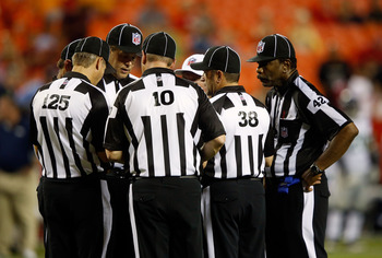 How much effect will the replacement officials have on games?