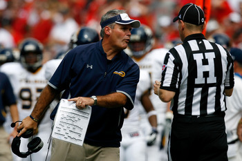 Tim Beckman is one of three new coaches in the Big Ten this season, but will his welcome party at Illinois be spoiled by the other Big Ten squads?