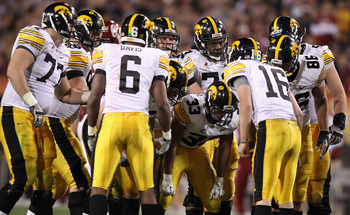 Will the Iowa Hawkeyes find more consistency on offense in 2012?
