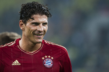 Mario Gomez: Set to revive last season's form?
