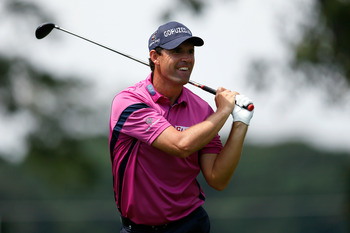 Ireland's Padraig Harrington rebuilt his career and swing