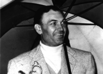 Ben Hogan overcame much to become one of the best ballstrikers ever