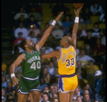 Kareem Abdul Jabbar Changed the Center Position Forever