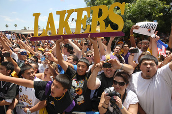 Lakers are the most valuable franchise in basketball