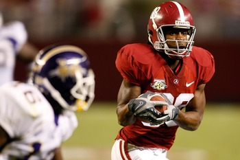 The Tide defeated Western Carolina 52-6 in the teams last meeting in 2007.