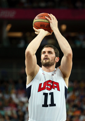 This will be the year Kevin Love lifts the Minnesota Timberwolves to playoff contention.