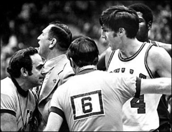 For the Bulls, jerry Sloan played the same way he coached, tough.