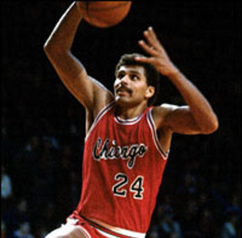 Before Michael Jordan there was Reggie Theus. Theus played with flair rarely seen in the NBA during the early '80s.