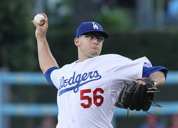 RHP Stephen Fife will once again be called upon to help out a suddenly-fragile Los Angeles pitching staff.