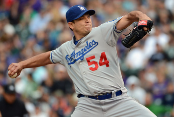 Javy Guerra could be called upon to reprise the closer role that he performed so well in 2011.
