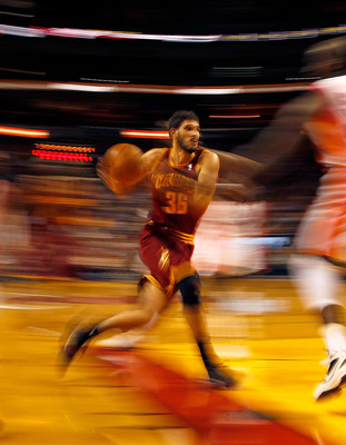 Casspi stagnated somewhat with the Cavs.