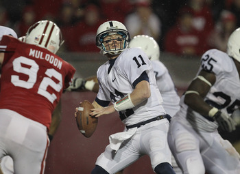 Matt McGloin will command the offense in his final season at PSU.
