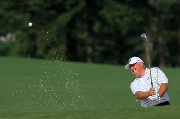 Mark O'Meara smiled a lot on the PGA Tour and continues to do so on the Champions Tour